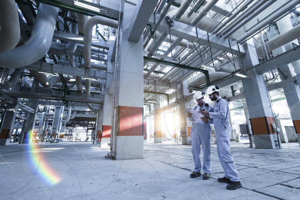 عکاسی صنعتی پالایشگاه، نفت و گاز