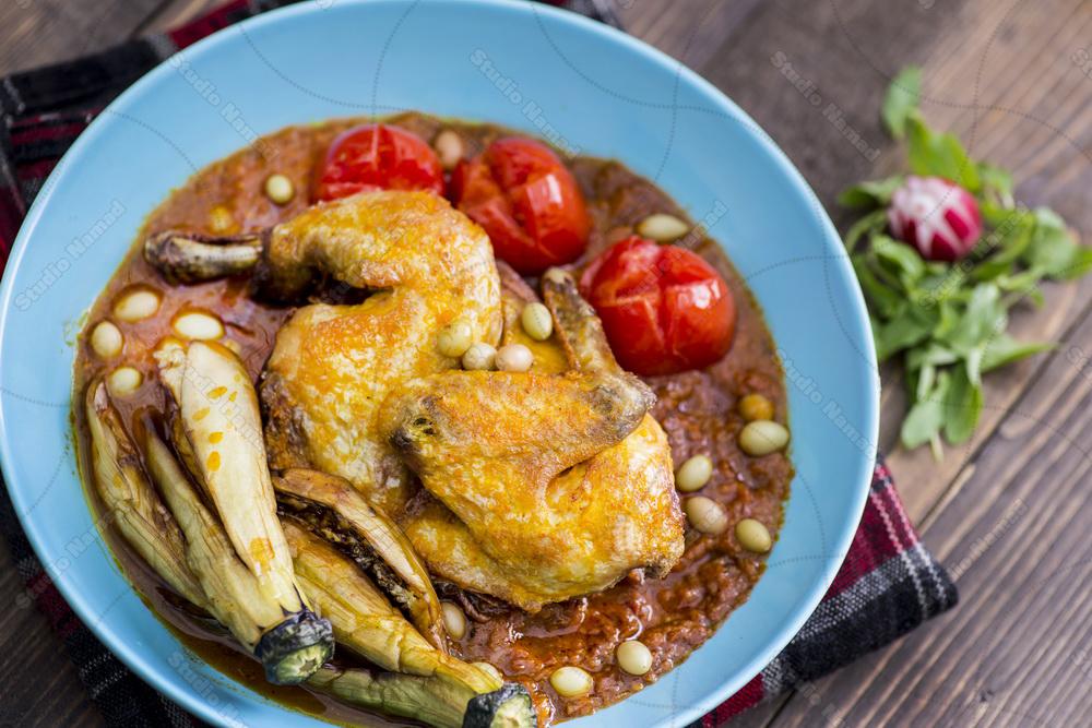 عکاسی از لذیذترین غذاهای ایرانی