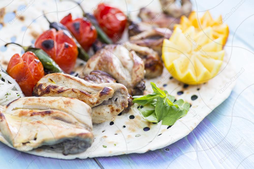 عکاسی از غذاهای سنتی ایرانی