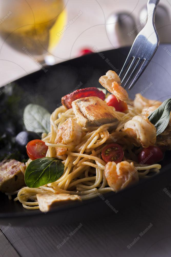 عکاسی تبلیغاتی غذاهای ایتالیایی