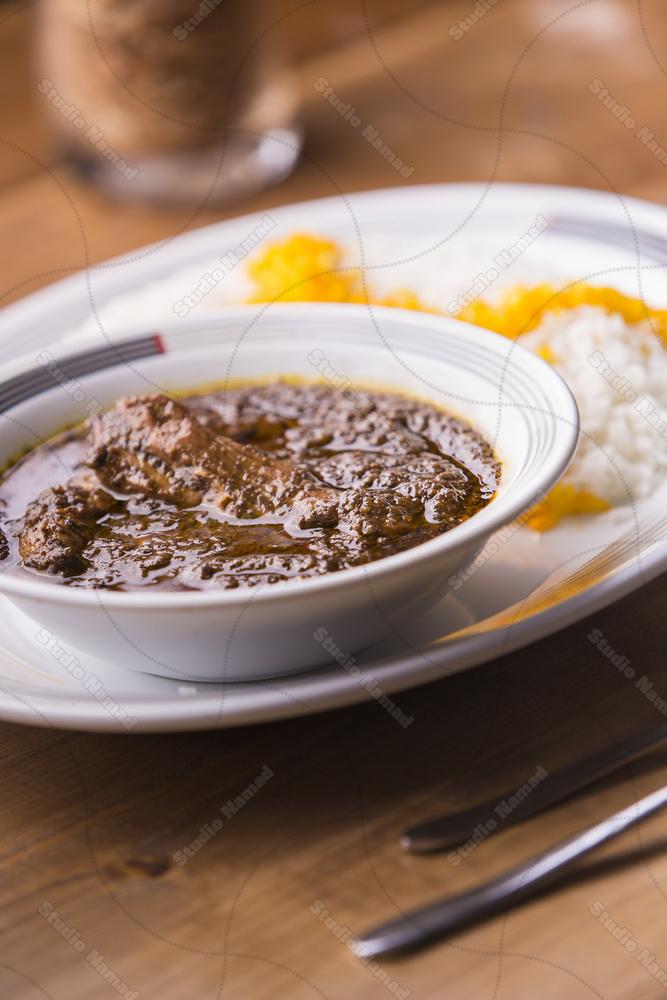 عکاسی غذاهای سنتی ایرانی