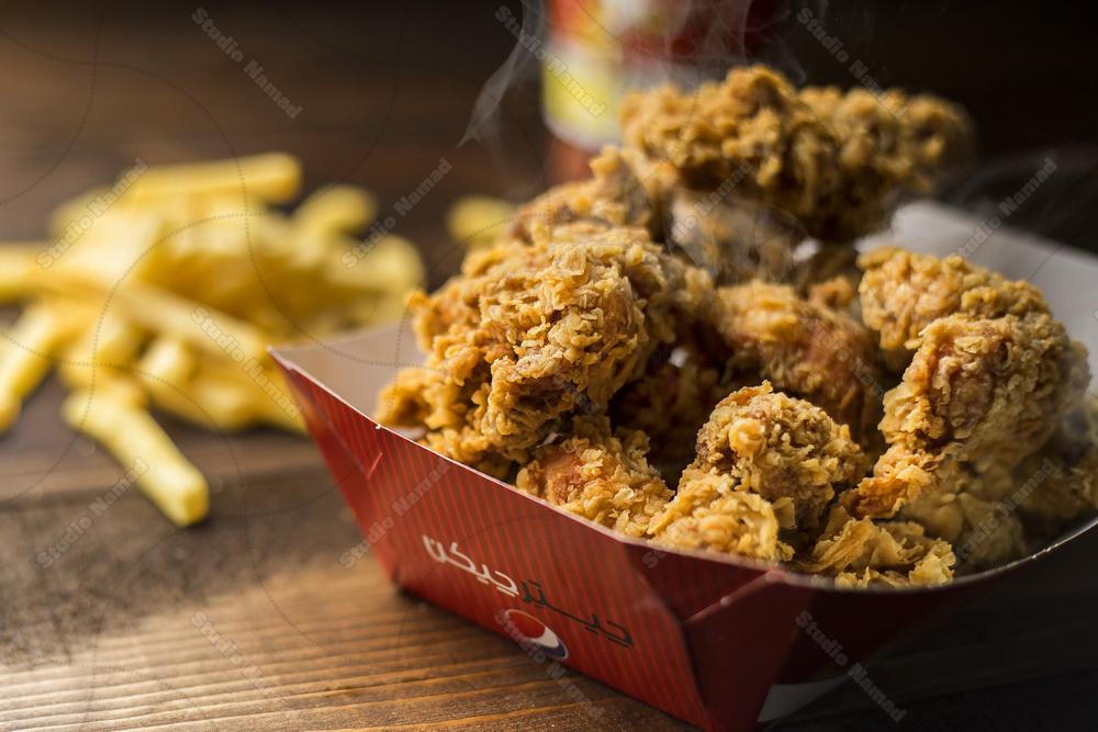 عکاسی حرفه ای از غذای رستوران شما با بهترین تجهیزات